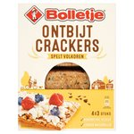 Bollet Ontbijtcrackers spelt.