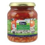 Bio+ Witte bonen tom saus