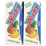 Wicky Fruitdrink 10st.