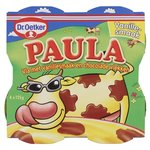 Paula vanille  choco vlek